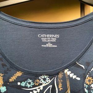 Catherine's plus size T-shirt